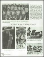 1984 Lemoore High School Yearbook Page 166 & 167