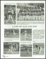 1984 Lemoore High School Yearbook Page 178 & 179