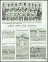 1984 Lemoore High School Yearbook Page 182 & 183