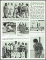 1984 Lemoore High School Yearbook Page 184 & 185