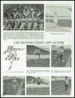 1984 Lemoore High School Yearbook Page 188 & 189