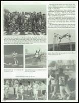 1984 Lemoore High School Yearbook Page 190 & 191
