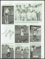 1984 Lemoore High School Yearbook Page 196 & 197
