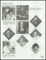 1984 Lemoore High School Yearbook Page 202 & 203