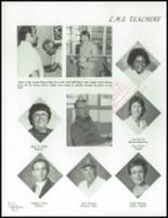 1984 Lemoore High School Yearbook Page 208 & 209