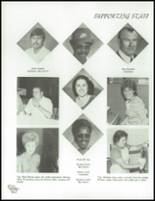 1984 Lemoore High School Yearbook Page 216 & 217
