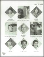 1984 Lemoore High School Yearbook Page 218 & 219