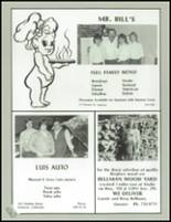 1984 Lemoore High School Yearbook Page 222 & 223