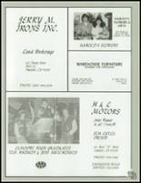 1984 Lemoore High School Yearbook Page 226 & 227