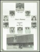 1984 Lemoore High School Yearbook Page 238 & 239