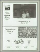 1984 Lemoore High School Yearbook Page 244 & 245