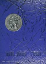 1971 Yearbook Lincoln High School