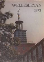 1973 Yearbook Wellesley High School