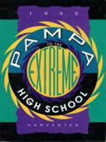 1995 Yearbook Pampa High School
