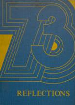 1973 Yearbook Marshalltown High School