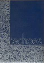 1951 Yearbook St. Cloud Technical High School