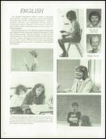 1982 Hot Springs High School Yearbook Page 34 & 35