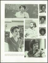 1982 Hot Springs High School Yearbook Page 36 & 37