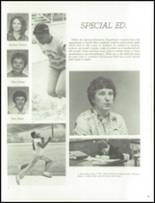 1982 Hot Springs High School Yearbook Page 54 & 55