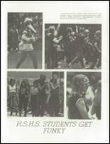 1982 Hot Springs High School Yearbook Page 64 & 65