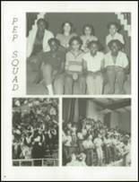 1982 Hot Springs High School Yearbook Page 80 & 81