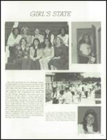 1982 Hot Springs High School Yearbook Page 128 & 129