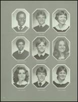 1982 Hot Springs High School Yearbook Page 154 & 155