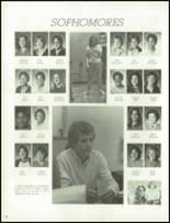 1982 Hot Springs High School Yearbook Page 220 & 221