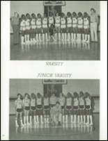 1982 Hot Springs High School Yearbook Page 252 & 253
