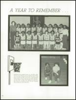 1982 Hot Springs High School Yearbook Page 254 & 255