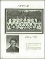 1982 Hot Springs High School Yearbook Page 260 & 261