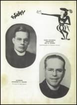 1950 Carroll High School Yearbook Page 14 & 15