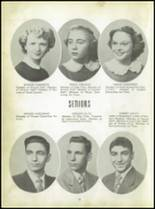 1950 Carroll High School Yearbook Page 24 & 25