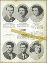 1950 Carroll High School Yearbook Page 26 & 27