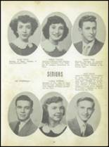 1950 Carroll High School Yearbook Page 30 & 31