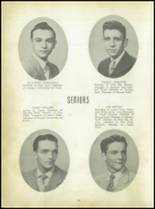 1950 Carroll High School Yearbook Page 32 & 33