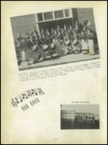 1950 Carroll High School Yearbook Page 40 & 41
