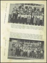 1950 Carroll High School Yearbook Page 42 & 43