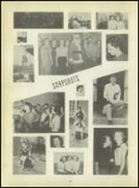 1950 Carroll High School Yearbook Page 68 & 69