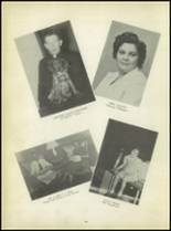 1950 Carroll High School Yearbook Page 70 & 71