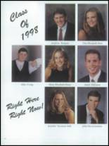 1998 Routt High School Yearbook Page 14 & 15