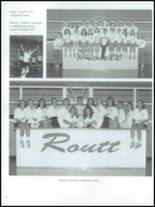 1998 Routt High School Yearbook Page 70 & 71
