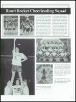 1998 Routt High School Yearbook Page 72 & 73