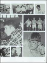 1998 Routt High School Yearbook Page 104 & 105
