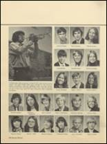1975 East Noble High School Yearbook Page 138 & 139