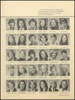 1975 East Noble High School Yearbook Page 140 & 141