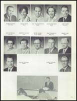 1966 Davis High School Yearbook Page 16 & 17