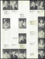 1966 Davis High School Yearbook Page 22 & 23