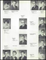 1966 Davis High School Yearbook Page 24 & 25