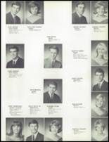 1966 Davis High School Yearbook Page 30 & 31